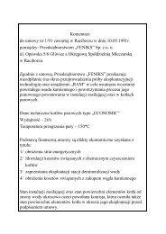 Komentarz do umowy nr 1/91 zawartej w Raciborzu ... - TMA Sp. z oo
