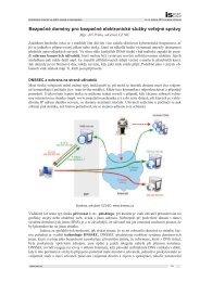 Bezpečné domény pro bezpečné elektronické služby ... - Cz.NIC
