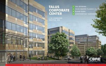 TALUS CORPORATE CENTER