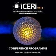 Printable Conference Programme - IATED