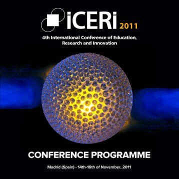 Printable Conference Programme - IATED