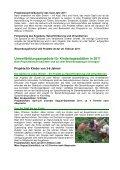 Ausschreibung für Kindertagesstätten - Gartenfreunde Bremen - Page 2