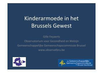 Het Brussels actieplan armoedebestrijding 2012