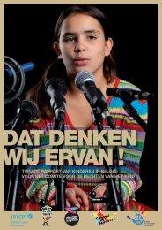 What do you think rapport toepassing kinderrechten in Vlaanderen