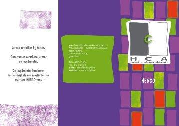 HERGO dader - HCA Oost-Vlaanderen
