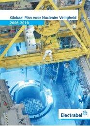 Globaal Plan voor Nucleaire Veiligheid 2006–2010 - Federaal ...