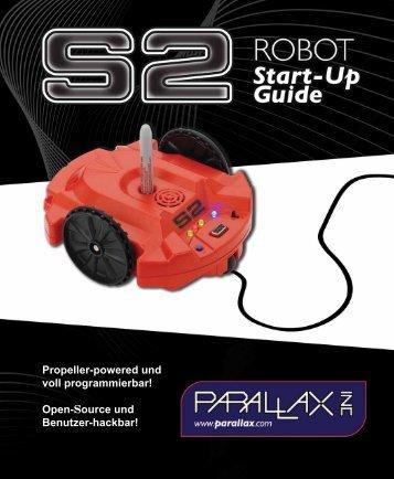 Propeller-powered und voll programmierbar! Open ... - Parallax, Inc.