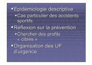 Notions d'Epidémiologie descriptive - SOFOP