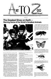 The Greatest Show on Earth-Starring Some of the World's Smallest ...