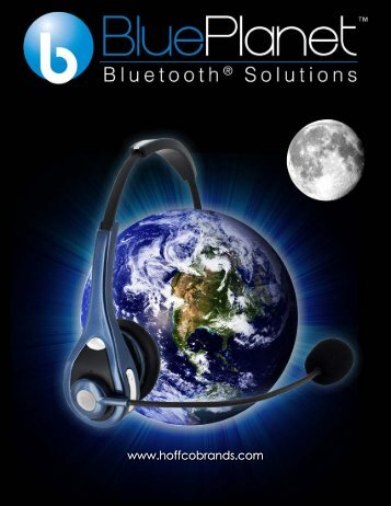 Download our BluePlanet by - Hoffco Brands, Inc.