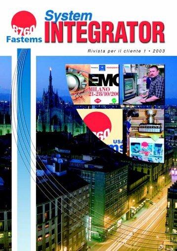 Rivista per il cliente 1 • 2003 - Fastems