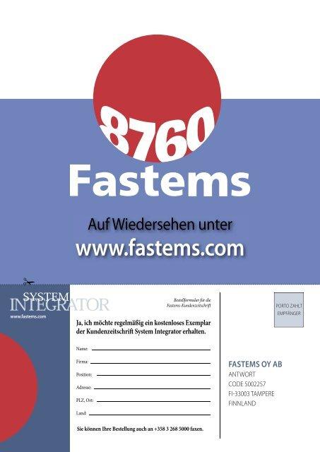 Fanuc-Roboter - Fastems