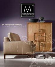 Die Faszination des Einmaligen - INNATURA Massivholzmöbel GmbH