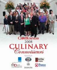 Culinary Conn 08 - New Orleans City Business