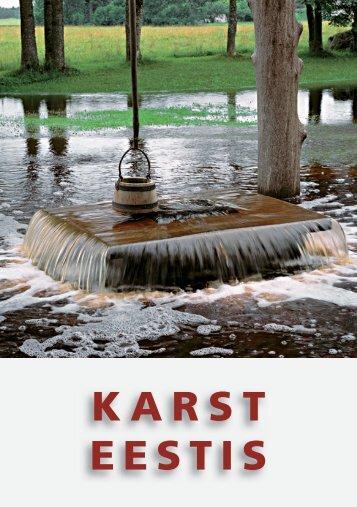 Karst Eestis - Geoloogia Instituut