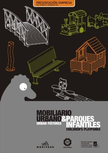 Presentación de Empresa - MOBIPARK SL, Mobiliario Urbano y ...