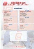 Brochure - Fischbein - Page 3