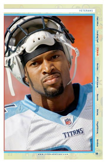 V ET E R A N S - NFL.com