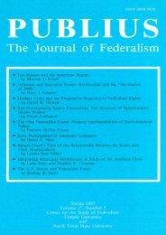 Front Matter (PDF) - Publius