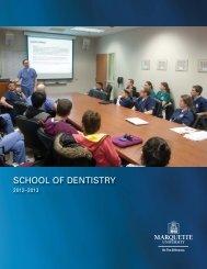 2012-2013 - Marquette University Bulletin