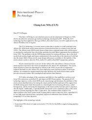 CLN Cover Letter.pdf - International Power Technology