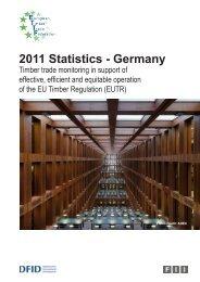 2011 Statistics - Germany - ETTF.info