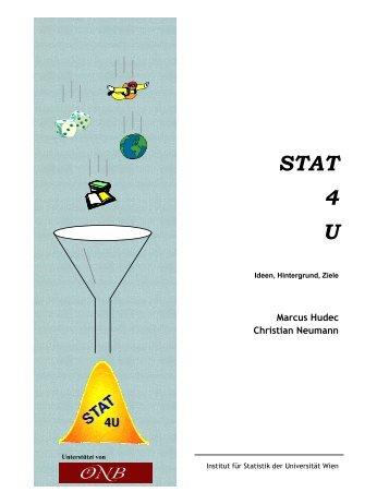 Ausgangspunkt - Stat4U