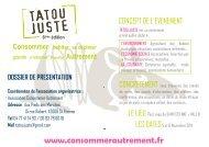 consommer autrement - Loire Solidaires