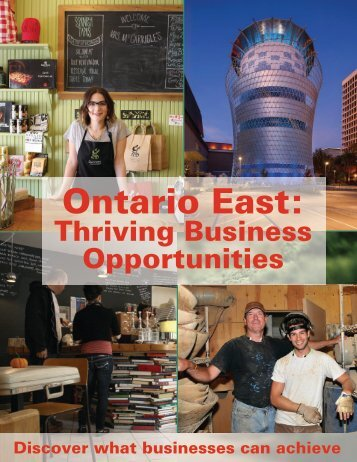 OntarioEast-ThrivingBusinessOpportunities