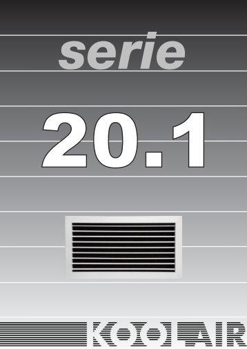 Serie 20.1 - Koolair