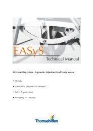 Technical Manual - Tendercare Ltd