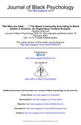 we who are dark the black community according to black adults in america