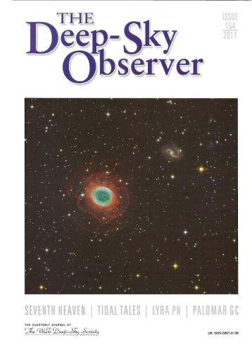 Palomar Globular Clusters - The Delaware Valley Amateur ...