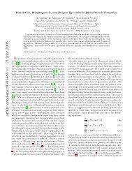 arXiv:cond-mat/0303468 v1 21 Mar 2003