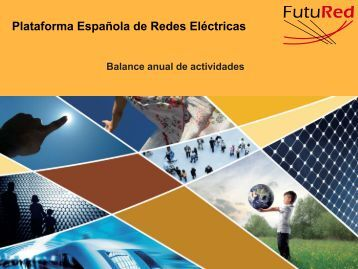 Balance anual actividades - Futured