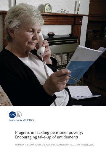 Full report (pdf - 1038KB) - National Audit Office