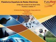 El Mercado mundial de las Smart Grids. Promesa o realidad - Futured