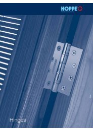 Hinges - Architectural Hardware Direct