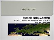 sinergie internazionali per lo sviluppo delle politiche ... - Technapoli
