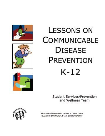 lessons on communicable disease prevention - Student Services ...