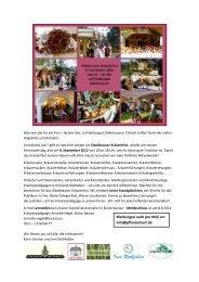 Meldungen auch per Mail an: info@pflanzenlust.de