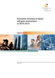 Economic recovery in Spain 2014 EN enfr