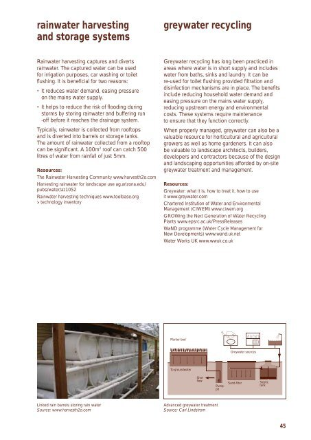 Climate change adaptation by design - Town and Country Planning ...