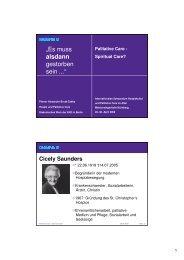 Vortrag Alexander Brodt-Zabka - End-Of-Life-Care
