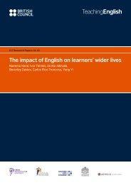 E085 Impact of English on learners'_A4_web_FINAL