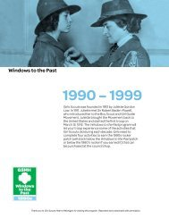 1990s - Girl Scouts of the Missouri Heartland