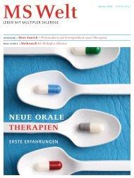 neue orale therapien - Floriani Apotheke