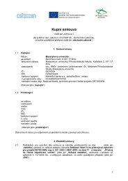 Kupní smlouva (vzor) - E-ZAK MUNI - Masarykova univerzita