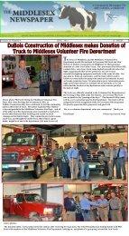 Newsletter dated June 1, 2012 - Middlesex Newspaper