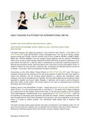 kids' fashion platform for international retail - Igedo Company